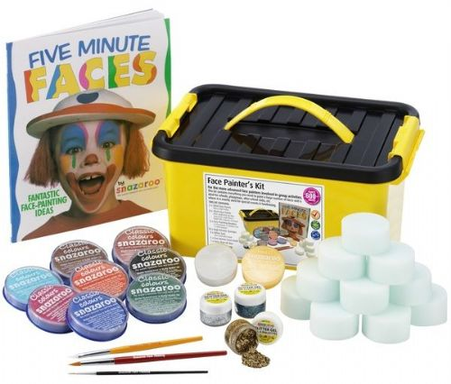 Face Painting Makeup Kit Fancy Dress Body Art Makeup Make-Up Stage Paints Set